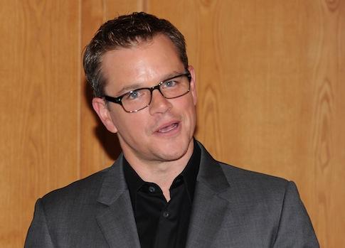 Matt Damon / AP