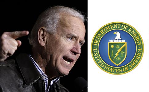 Biden, DOE / AP, DOE