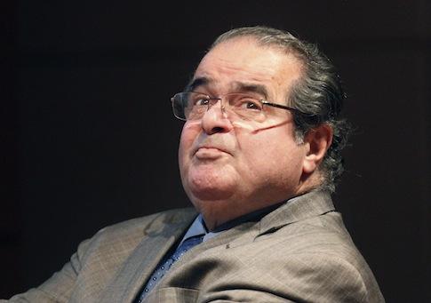 Antonin Scalia / AP