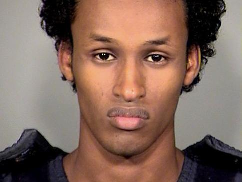 Mohamed Mohamud, 21, Somali-American guilty of bomb plot in Oregon / AP