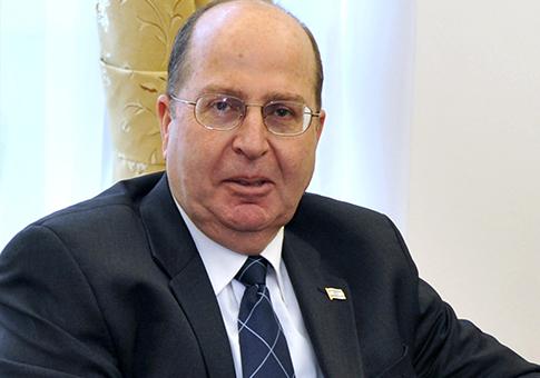 Israeli Defense Minister Moshe Ya'alon / AP