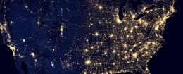 U.S. power grid / AP