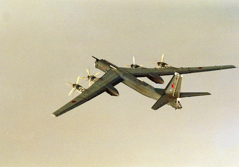 Russian TU-95 Bear H / AP