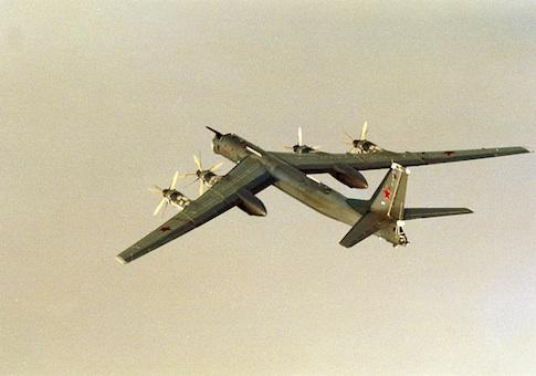 Russian TU-95 Bear H / AP