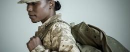 women in combat female soldier