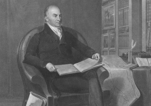 John Quincy Adams / Library of Congress