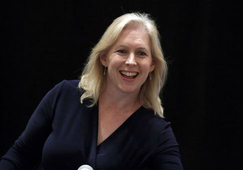 Sen. Kirsten Gillibrand (D., N.Y.) / AP