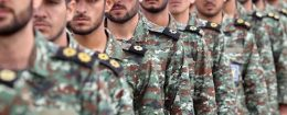 IRGC army cadets