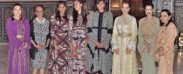 Morocco's Lalla Salma Offers Iftar For Michelle Obama - Marrakesh