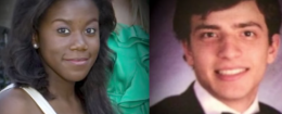 Muhammad Dakhlalla, right, and Jaelyn Young / Screenshot from YouTube