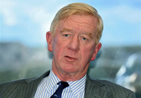 Libertarian vice presidential nominee Bill Weld / AP