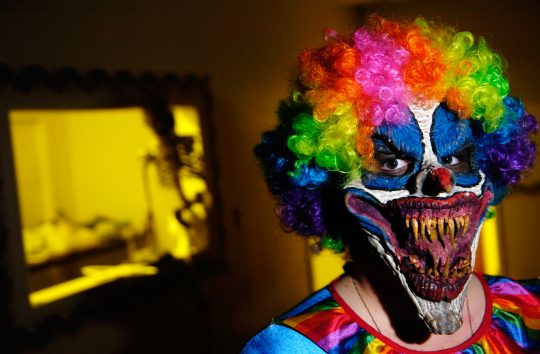 Evil Clown / AP