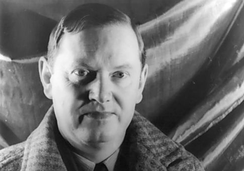 Evelyn Waugh / Library of Congress
