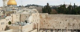 Western Wall in the Old City of Jerusalem / Wikimedia Commons