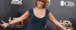CBS host Gayle King / AP