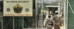 Guantanamo Bay U.S. Naval Base, Cuba / AP