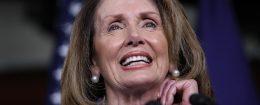 House Minority Leader Nancy Pelosi / Getty Images