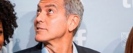 George Clooney at Toronto International Film Festival / Getty Images