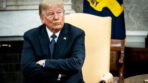 President Trump Meets Polish President Andrzej Duda In The Oval Office