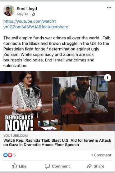 California Teachers' Union Activist Has History of Anti-Semitic Posts 2